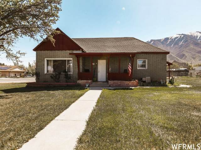 184 N Center St, Santaquin, UT 84655 (MLS #1739153) :: Lookout Real Estate Group