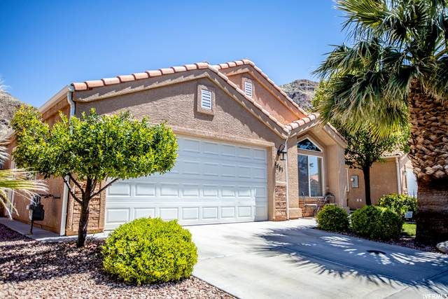 2461 S 780 W, Hurricane, UT 84737 (MLS #1739160) :: Summit Sotheby's International Realty