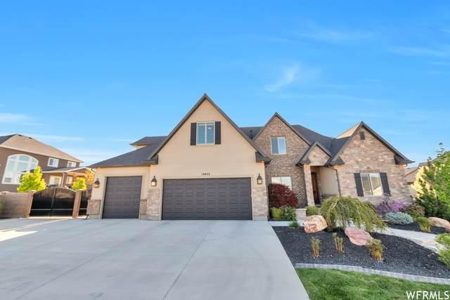 14822 S Boulden Falls Ln, Bluffdale, UT 84065 (#1739164) :: Utah Dream Properties