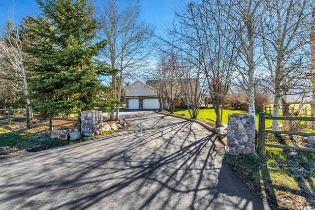5450 N New Lane Rd, Oakley, UT 84055 (#1739166) :: Big Key Real Estate