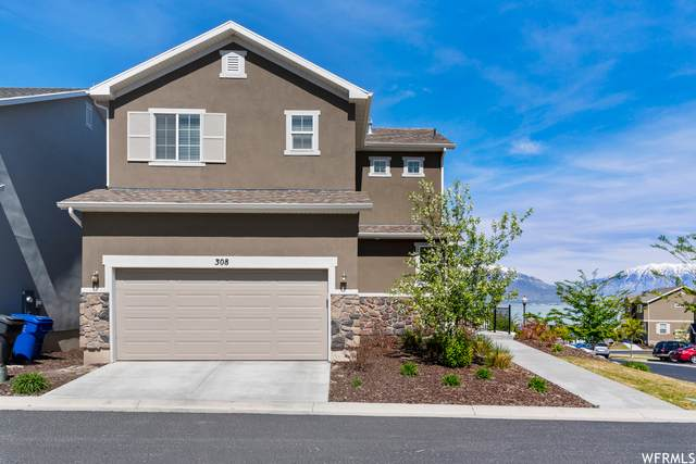 308 W Willow Creek Dr, Saratoga Springs, UT 84045 (#1739176) :: Villamentor