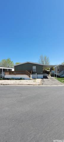 2851 S 2620 W #266, West Valley City, UT 84119 (#1739177) :: Black Diamond Realty