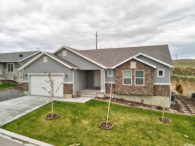 416 Red Rock Dr, Santaquin, UT 84655 (#1739187) :: Red Sign Team