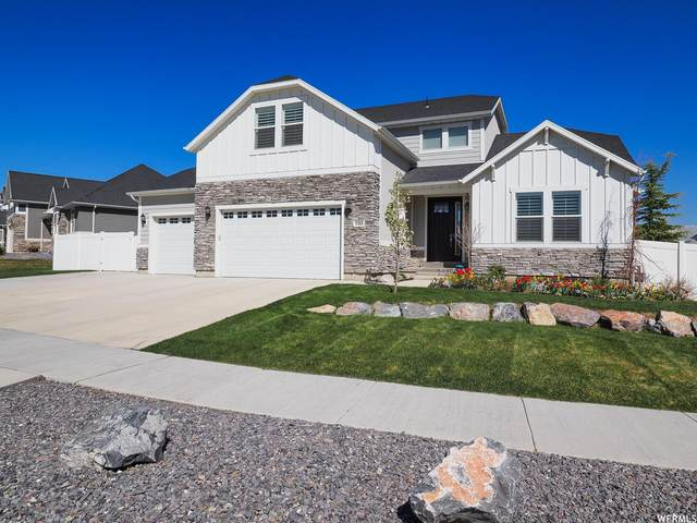 722 N Meridian Dr, Saratoga Springs, UT 84045 (MLS #1739190) :: Summit Sotheby's International Realty