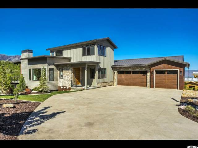 806 S Summit Creek Dr, Woodland Hills, UT 84653 (#1739194) :: The Lance Group