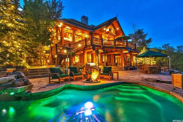 3853 Rising Star Ln, Park City, UT 84060 (#1739198) :: Bustos Real Estate | Keller Williams Utah Realtors