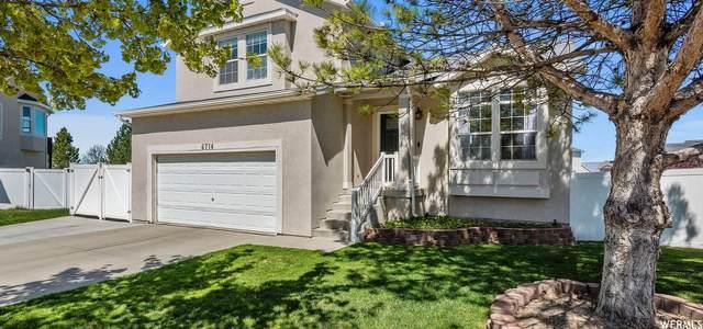 6714 W Hunter Vista Cir S, West Valley City, UT 84128 (#1739202) :: Utah Dream Properties