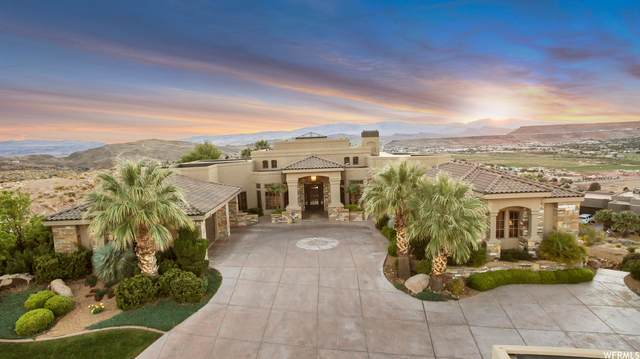 1762 S Viewpoint Dr, St. George, UT 84790 (#1739218) :: Exit Realty Success
