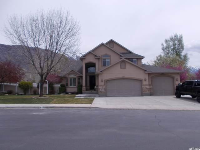 1476 N 1070 W, Pleasant Grove, UT 84062 (#1739230) :: Utah Dream Properties
