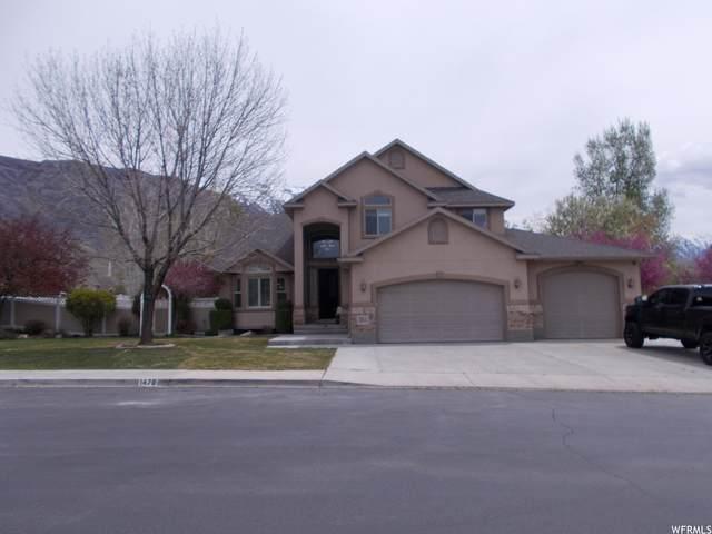 1476 N 1070 W, Pleasant Grove, UT 84062 (MLS #1739230) :: Summit Sotheby's International Realty