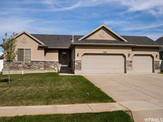 1384 N 2340 W, Clearfield, UT 84015 (#1739250) :: Utah Dream Properties