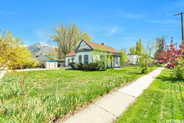 393 W 300 S, Provo, UT 84601 (MLS #1739261) :: Summit Sotheby's International Realty