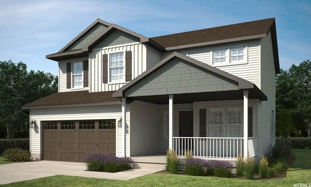 393 W Williams, Grantsville, UT 84029 (#1739274) :: Utah Dream Properties