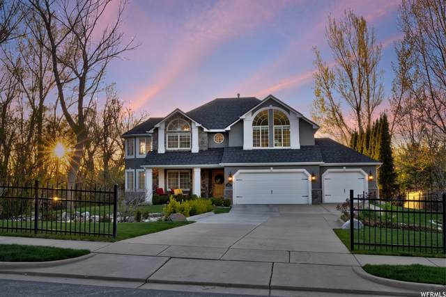 523 E Hods Hollow Dr, Kaysville, UT 84037 (MLS #1739288) :: Summit Sotheby's International Realty