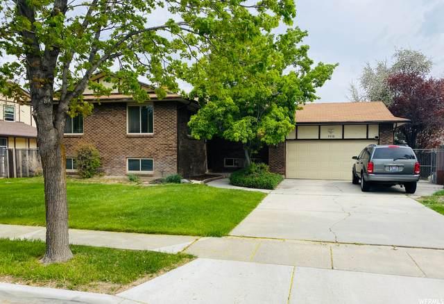 1112 W Walden Park Dr, Murray, UT 84123 (#1739311) :: Utah Dream Properties