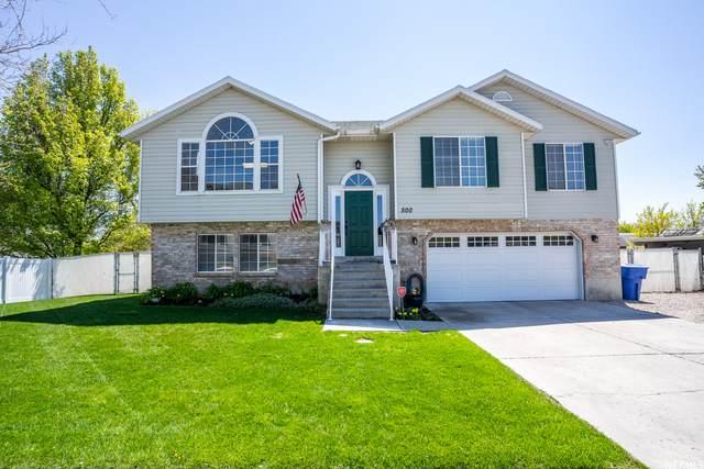 500 E 200 S, Lehi, UT 84043 (#1739314) :: Utah Dream Properties