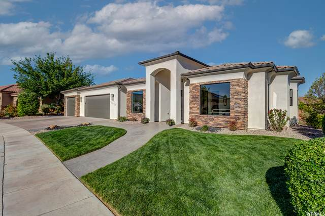 1550 N Parkstone Dr, Washington, UT 84780 (MLS #1739338) :: Summit Sotheby's International Realty