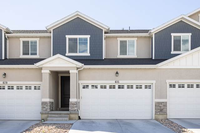 635 N Preserve Dr, Vineyard, UT 84059 (#1739339) :: Zippro Team