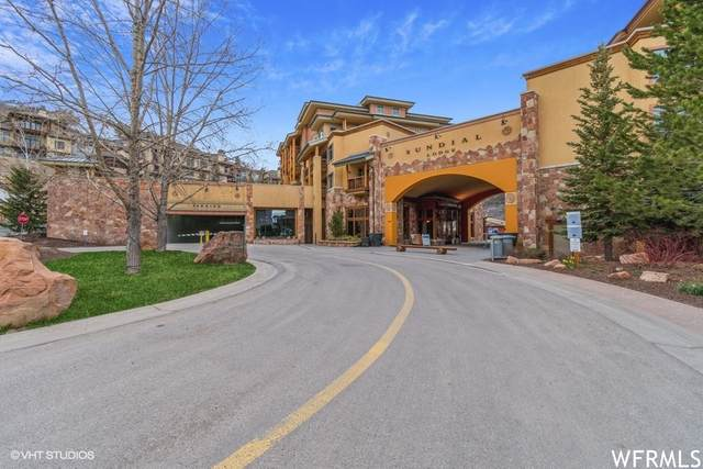 3720 N Sundial Ct B507, Park City, UT 84098 (#1739344) :: Utah Dream Properties
