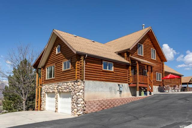 1540 N Valley Hills Blvd, Heber City, UT 84032 (#1739351) :: The Perry Group