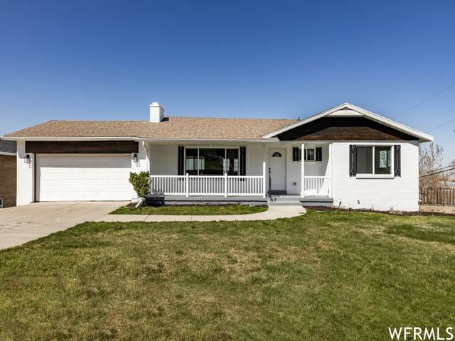 465 N 1150 E, Bountiful, UT 84010 (#1739357) :: Exit Realty Success