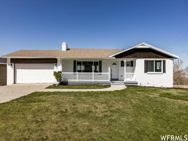 465 N 1150 E, Bountiful, UT 84010 (#1739357) :: Pearson & Associates Real Estate