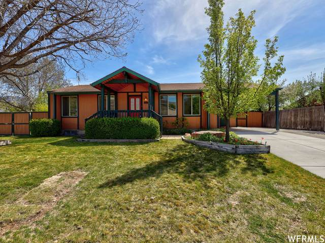 320 E 1040 N, Orem, UT 84057 (#1739359) :: Bustos Real Estate | Keller Williams Utah Realtors