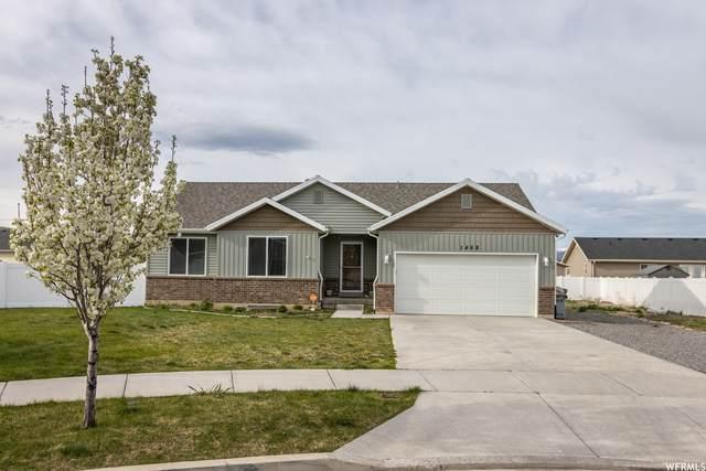 1468 E 185 S, Hyrum, UT 84319 (#1739362) :: Big Key Real Estate