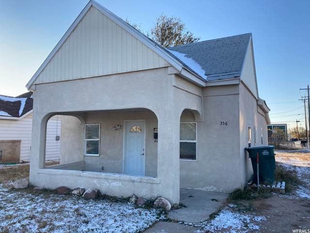 356 E 100 N, Vernal, UT 84078 (MLS #1739364) :: Lookout Real Estate Group