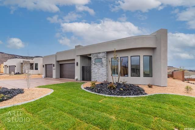 5450 Northgate Peaks Dr N, St. George, UT 84770 (#1739367) :: Berkshire Hathaway HomeServices Elite Real Estate