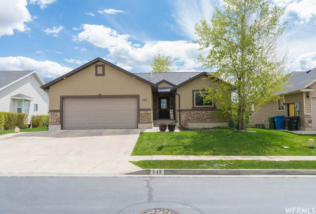 142 E 360 N, Providence, UT 84332 (#1739421) :: Black Diamond Realty