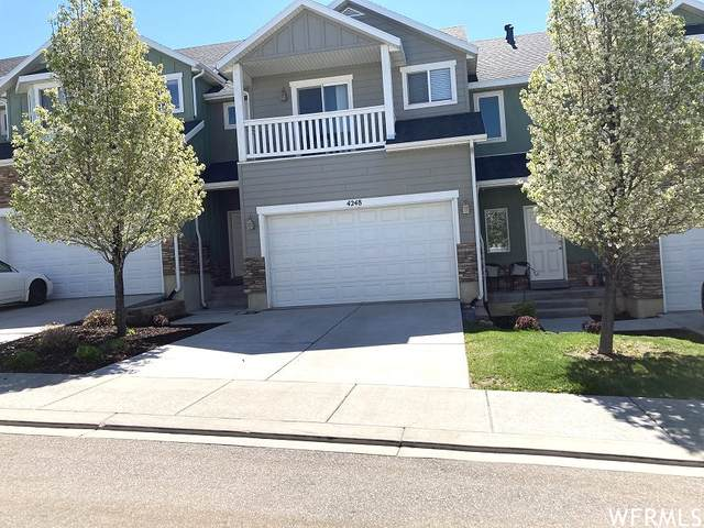 4248 N Cresthaven Ln, Lehi, UT 84043 (#1739434) :: Bustos Real Estate | Keller Williams Utah Realtors