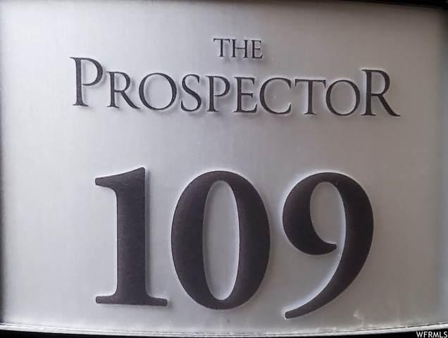 2015 Prospector Ave #109, Park City, UT 84060 (#1739460) :: Zippro Team
