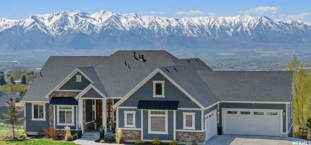 822 Eagle View Dr, Providence, UT 84332 (#1739480) :: goBE Realty