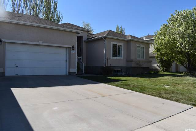 8708 Mountain Vista Dr, West Jordan, UT 84088 (#1739493) :: Pearson & Associates Real Estate