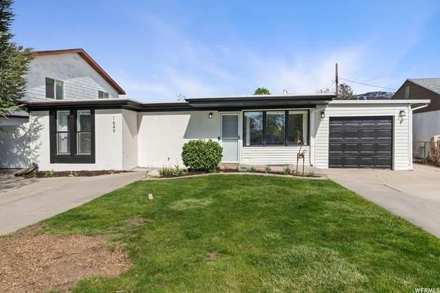 1649 S 720 W, Woods Cross, UT 84087 (#1739495) :: Big Key Real Estate