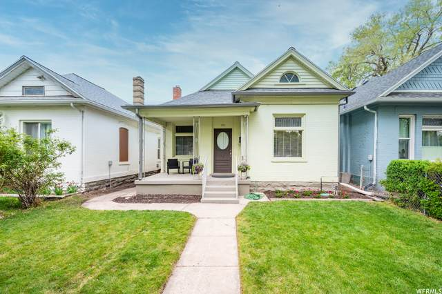 836 S Washington St, Salt Lake City, UT 84101 (#1739498) :: Villamentor