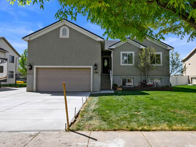 1361 W 2400 S, Woods Cross, UT 84087 (#1739505) :: McKay Realty