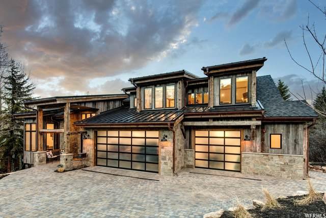 2251 Morning Star Dr, Park City, UT 84060 (#1739512) :: Big Key Real Estate