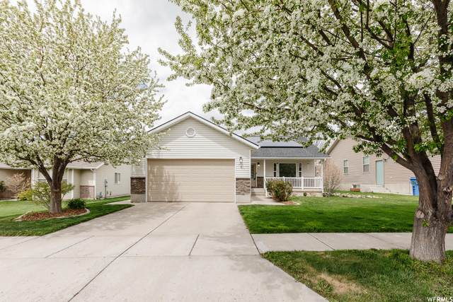 141 E 360 N, Providence, UT 84332 (#1739515) :: Black Diamond Realty