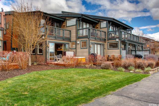 6004 Park Lane S S #77, Park City, UT 84098 (#1739523) :: Utah Best Real Estate Team | Century 21 Everest