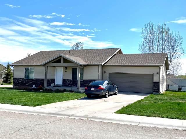 642 N 2380 W, Vernal, UT 84078 (#1739531) :: Pearson & Associates Real Estate