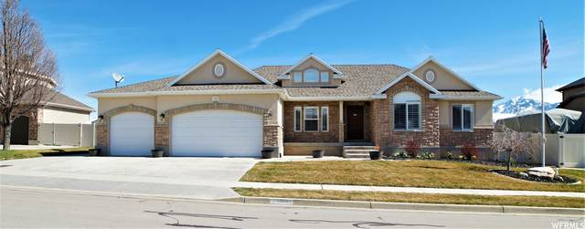 13483 S Warner Way, Riverton, UT 84065 (#1739547) :: goBE Realty