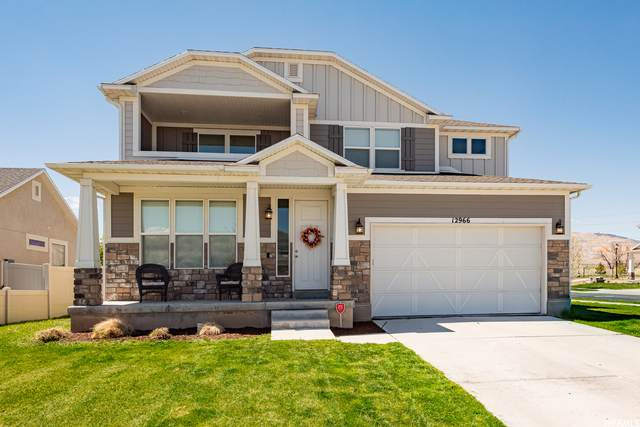 12966 S Sparrow Hawk Ln, Herriman, UT 84096 (#1739562) :: Pearson & Associates Real Estate