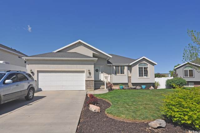 2414 S 1500 W, Woods Cross, UT 84087 (#1739576) :: McKay Realty