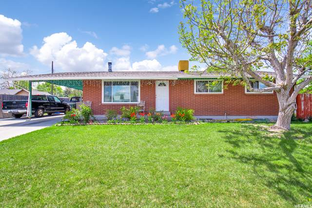 3065 W Minuet Ave, West Valley City, UT 84119 (#1739580) :: Exit Realty Success