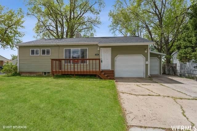 4759 S 325 E, Washington Terrace, UT 84405 (#1739592) :: Big Key Real Estate