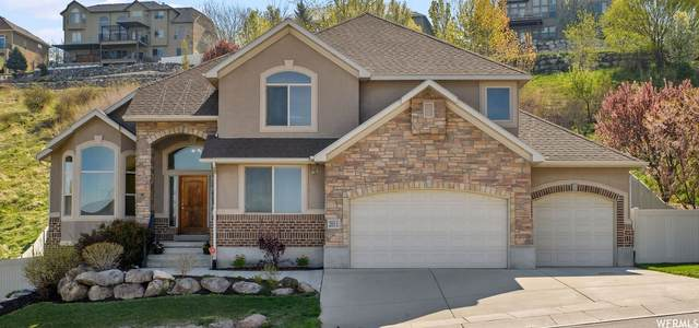 283 E Eagle Ridge Dr, North Salt Lake, UT 84054 (#1739595) :: Pearson & Associates Real Estate