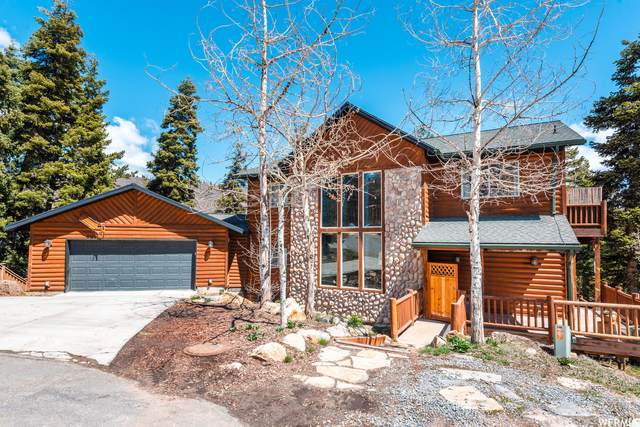 135 Parkview Ter, Park City, UT 84098 (#1739597) :: Black Diamond Realty