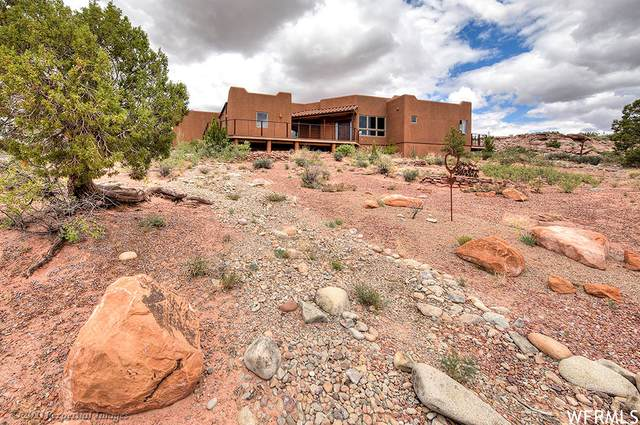 3195 E Juniper Dr S, Moab, UT 84532 (#1739607) :: Black Diamond Realty